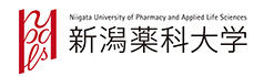 Niigata University of Pharmacy and Applied Life Sciences 로고